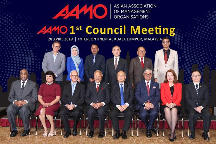 澳門管理專業協會出席AAMO馬來西亞會議